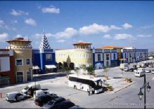 Algarve Shopping in Guia - Coach Park