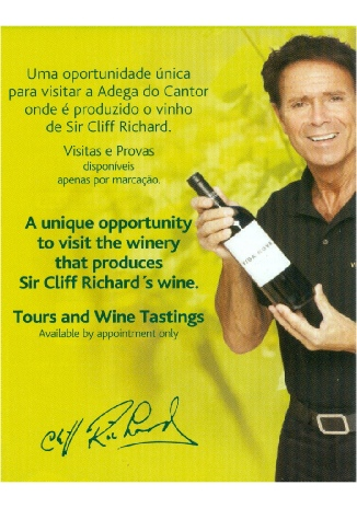 Adega Do Cantor - Wine tasting and tours